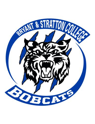 Bryant and Stratton Bobcats logo
