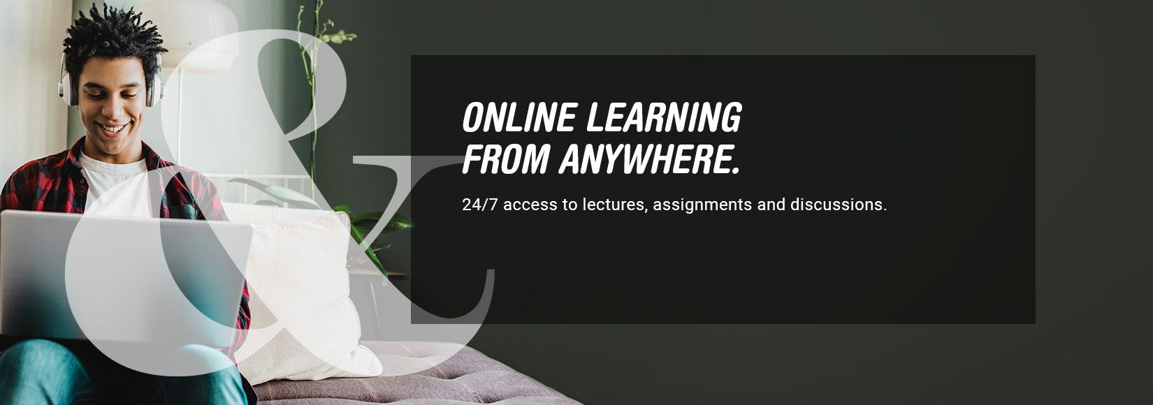 Online Learning from Anywhere