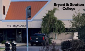 Picture of the Bryant & Stratton College campus in Buffalo, NY.