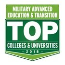 Military Friendly College Logo