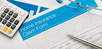 Home insurance claim form for P and C